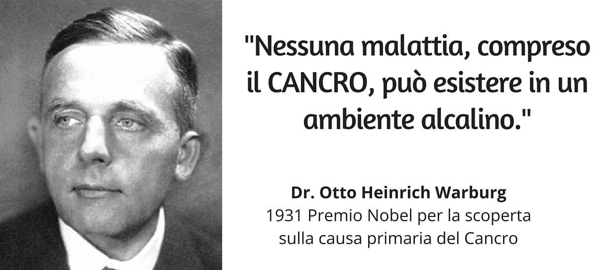Otto Heinrich Warburg premio nobel