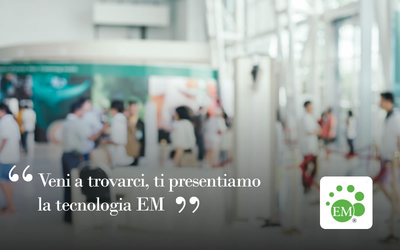 tecnologia EM in fiera