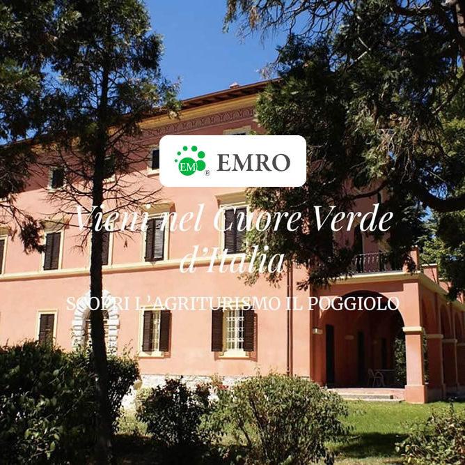 Villa Poggiolo's Unique Oath to Use Less Chemicals